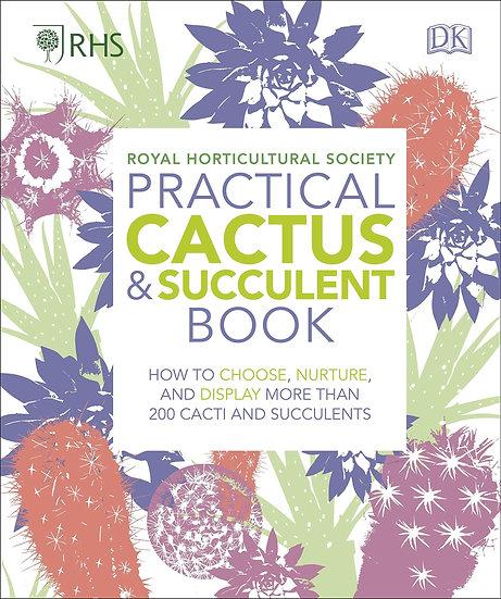 Cactus and Succulent Book