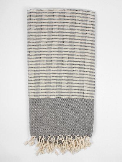 Miami Charcoal Towel