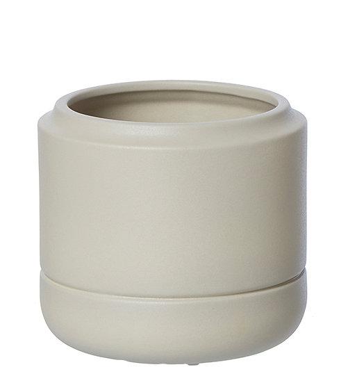Ceramic Pot- Sand