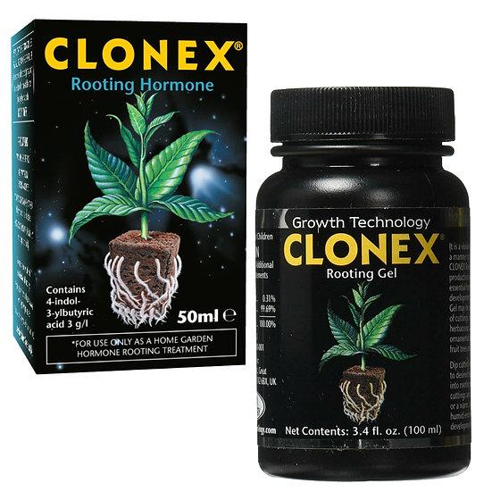 Clonex Rooting