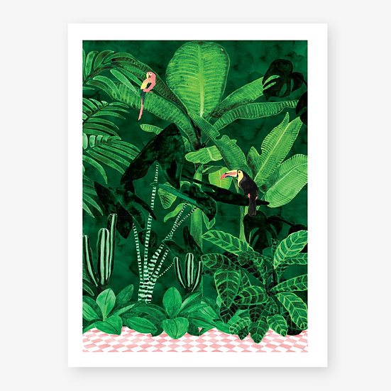 Terrace Print