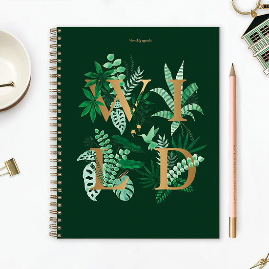 All the Ways To say Monthly Planner