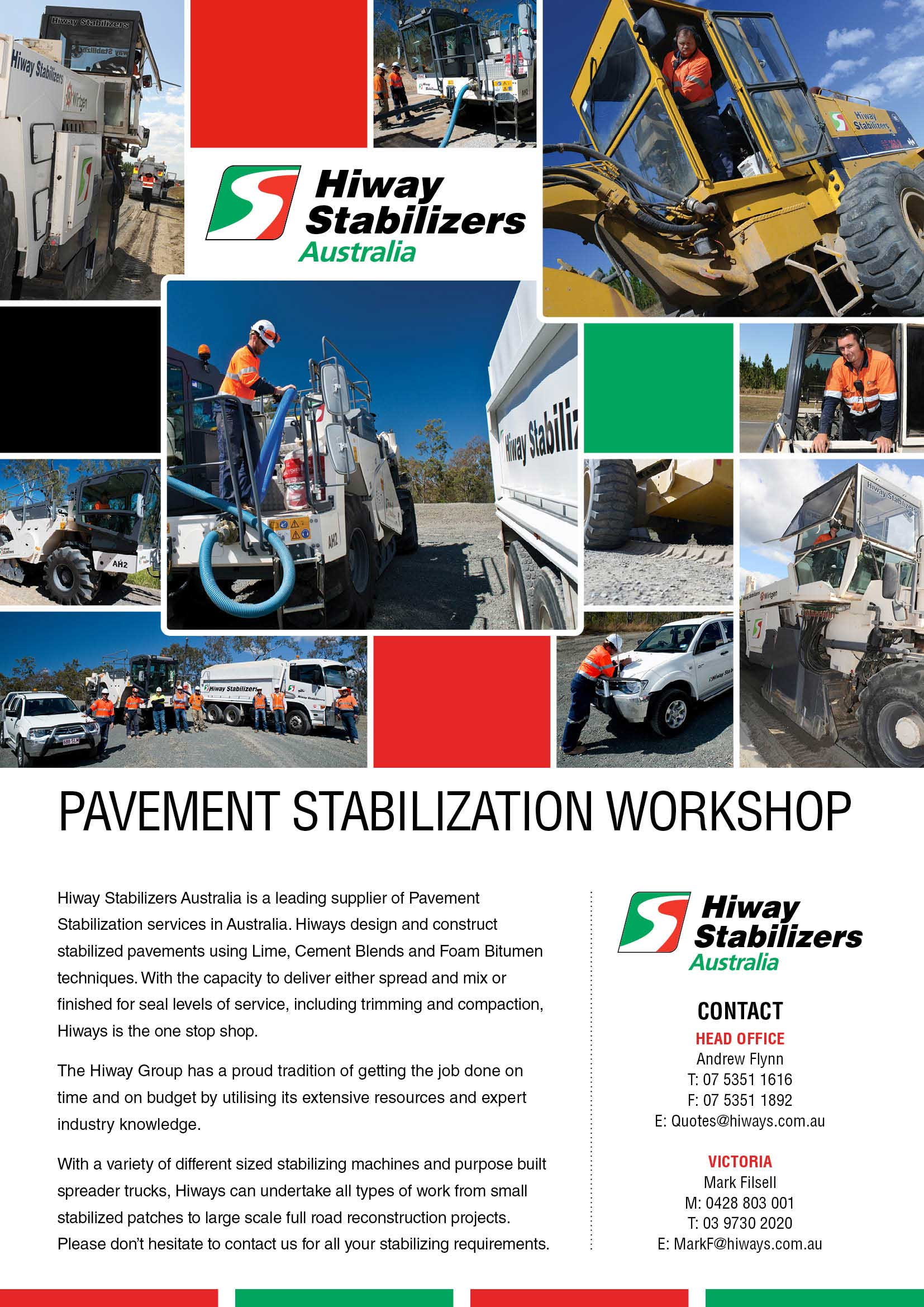 Hiway Stabilizers