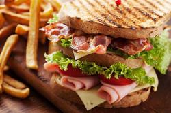sandwich small