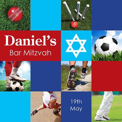 Bar Mitzvah ref 911-28