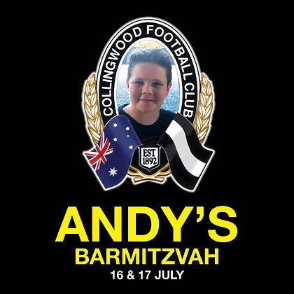 Bar Mitzvah ref 911-25