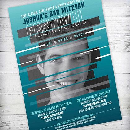 Bar Mitzvah ref 911-183