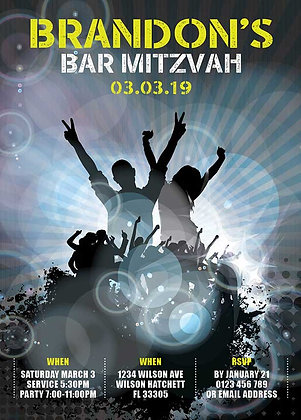 Bar Mitzvah ref 911-134