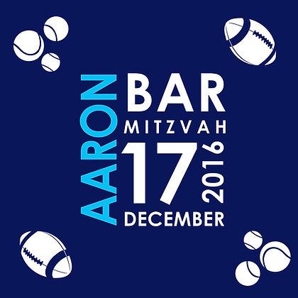 Bar Mitzvah ref 911-17