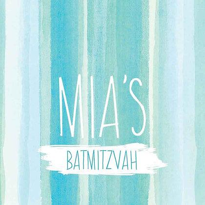Bat Mitzvah ref 912-49