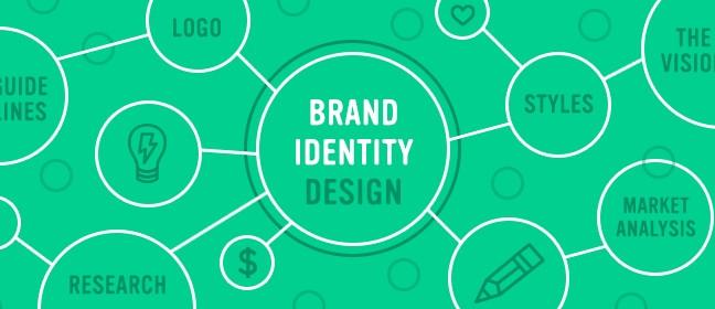 Brand v identity v logo
