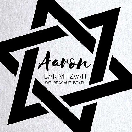 Bar Mitzvah ref 911-146