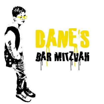 Bar Mitzvah ref 911-136