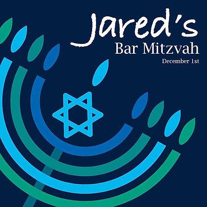 Bar Mitzvah ref 911-175