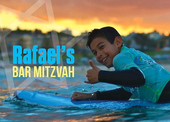 Bar Mitzvah ref 911-72