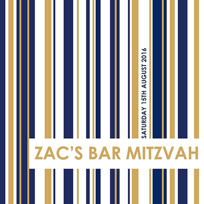 Bar Mitzvah ref 911-014