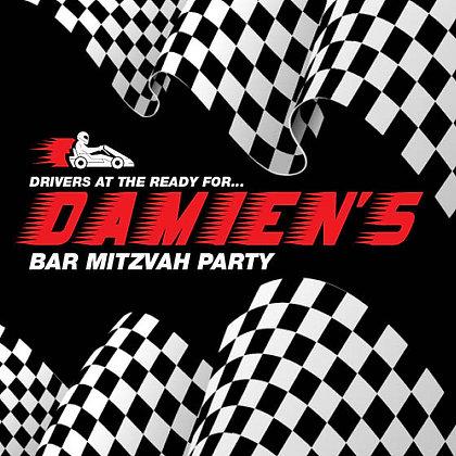 Bar Mitzvah ref 911-84