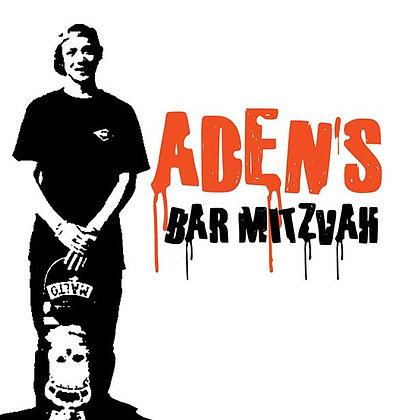 Bar Mitzvah ref 911-128