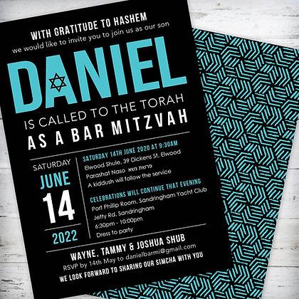 Bar Mitzvah ref 911-182