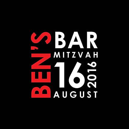 Bar Mitzvah ref 911-11