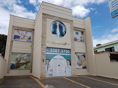Clinica Popular em Americana