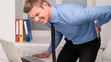 Você sabia ? Dor nas costas é a maior causa de afastamento do trabalho.