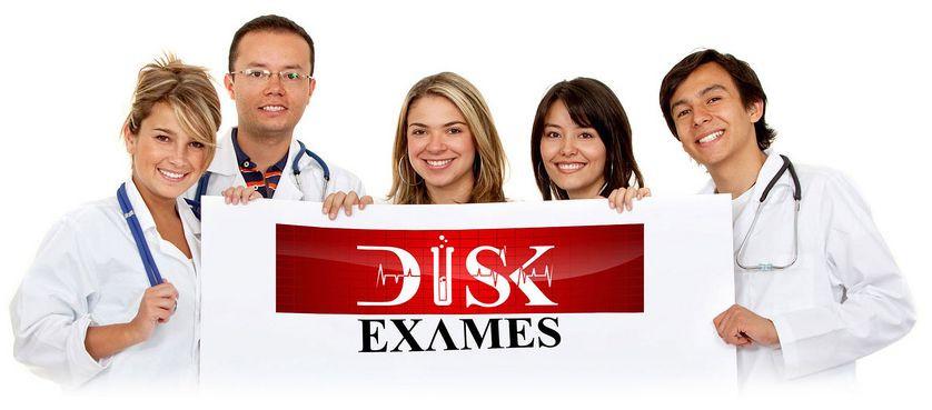 Disk Exames