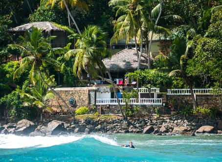 Surfing & local community in Sri Lanka