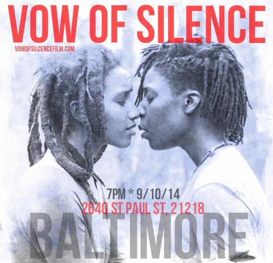 baltimore vow of silence screening