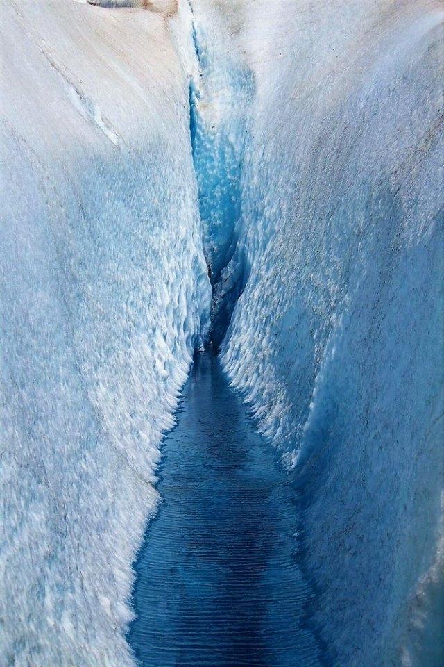 Medenhall Glacier