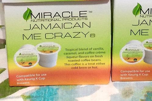 Organic Jamaican Me Crazy
