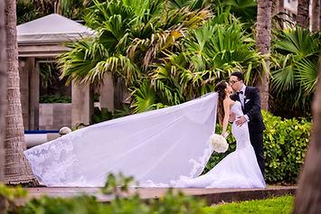Diana and Roland's Wedding at St.Regis Balharbor