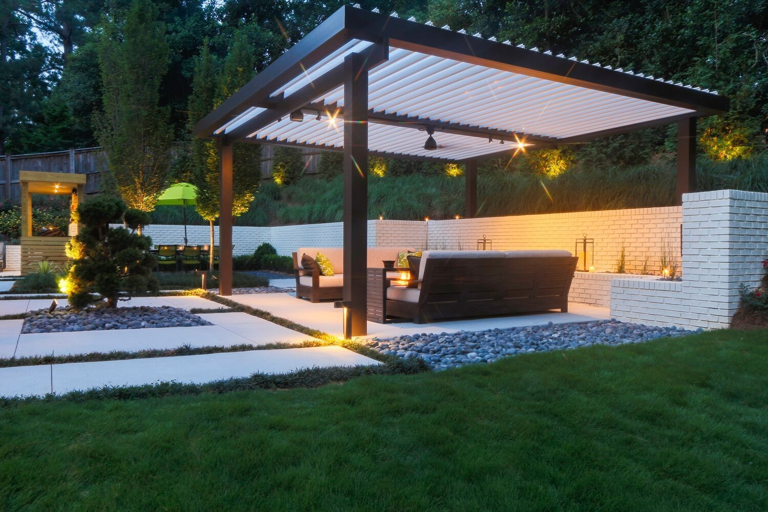 Gallery   Residential Motorized Patio Covers