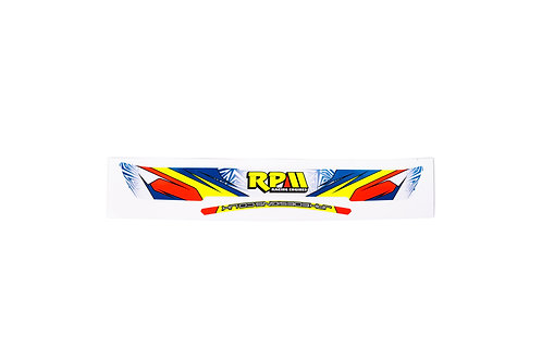 RPM Visor Strip