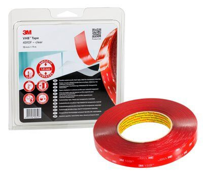 3M VHB Tape 4910F, 19mm x 11m