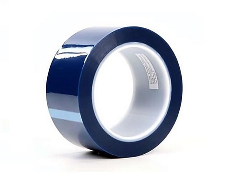 3M Polyester Tape 8991, Blue, 25 mm x 66 m, 0.06 mm
