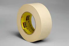 3M Scotch Crepe Masking Tape 202, Beige, Various Sizes