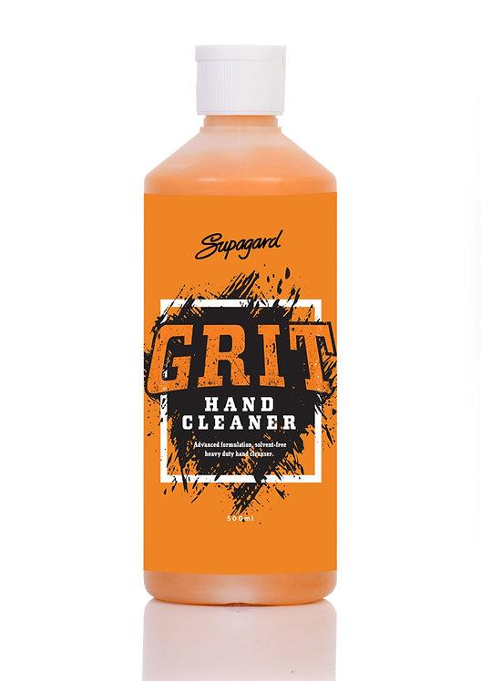 Supagard GRIT Hand Cleaner - 500ml Flip Cap Bottles