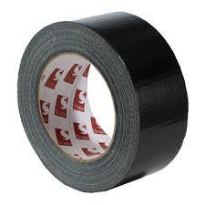 Scapa General Purpose Cloth Tape - 3159 48mm x 50M - Black