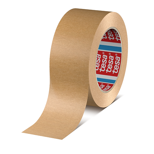 tesa 4713 – Carton Sealing Tape with Paper from Responsible Sources - FSC