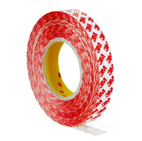 3M Double Coated Tape GPT-020F, Transparent, 25 mm x 50 m