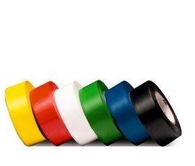 3M 764i, PVC Lane Marking Tape, Yellow, 50mm x 33M