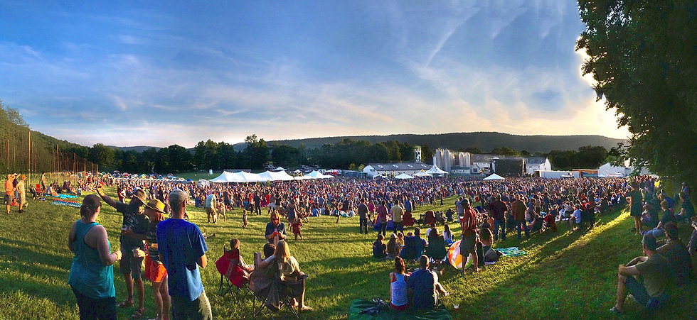 Ommegang Concert Crowd Panorama Photo.jp