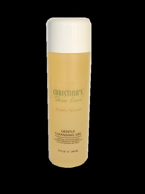 Christina's Skin Care Gentle Cleansing Gel 8 oz.