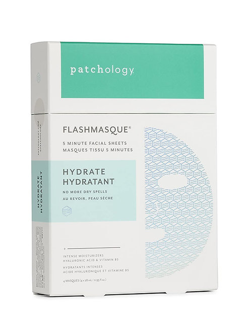 Patchology Hydrate Flashmasque 4 Masks