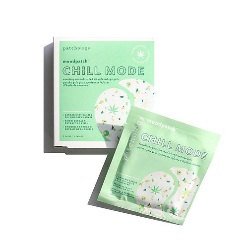 Patchology Moodpatch Chill Mode Eye Gels 5 Pairs