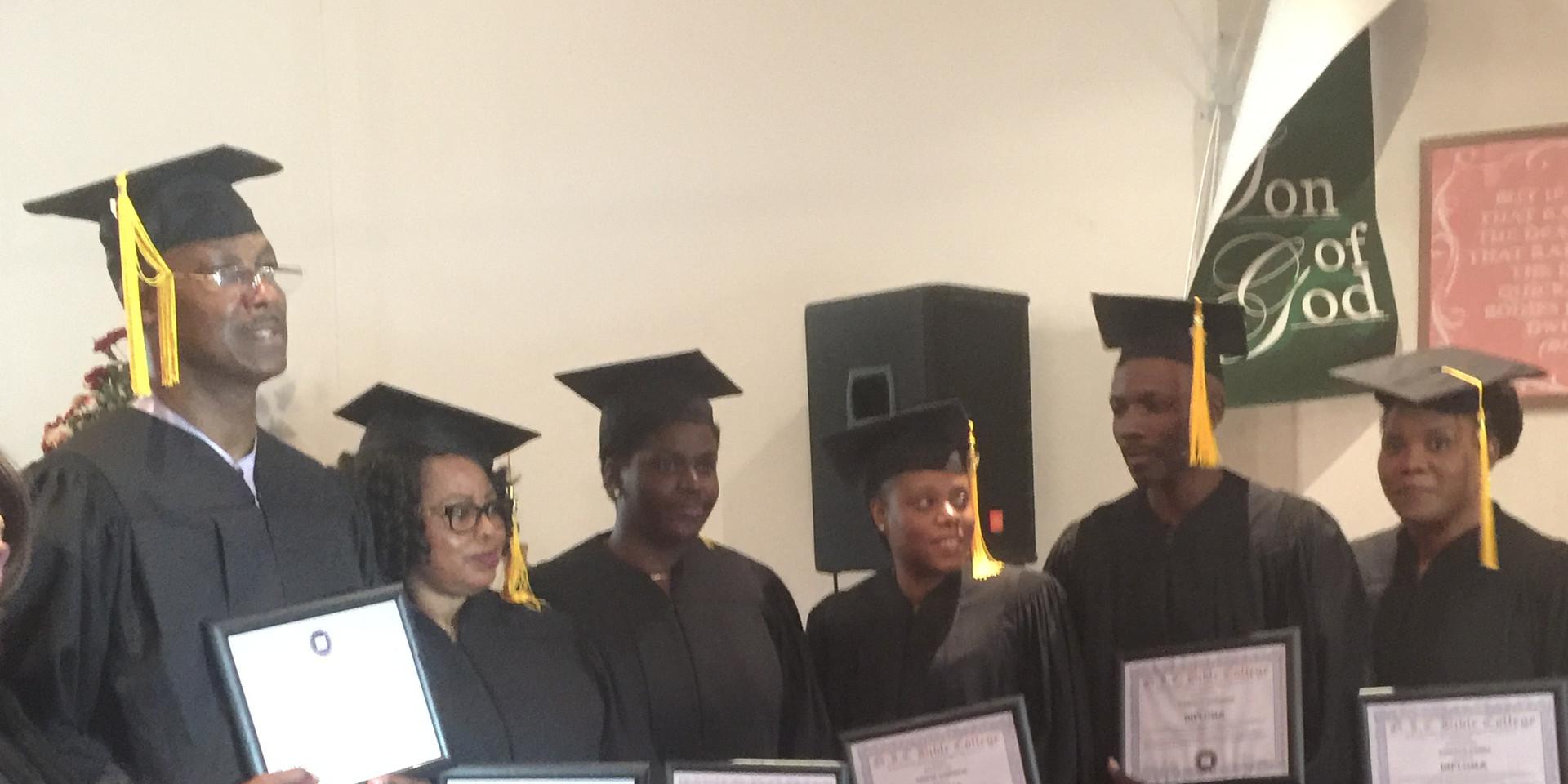 GICBC Graduation Summer 2017