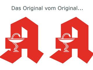 Das Original vom Original - ab 09.02.2019 in allen deutschen Apotheken vor Ort - auch bei uns!
