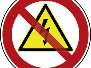 Am Freitag, den12.4.19 wegen Stromausfall ab 13:30 Uhr geschlossen.
