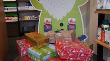 Weihnachten im Schuhkarton wieder erfolgreich!